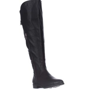 RIALTO First Row Women's Boots Black Size